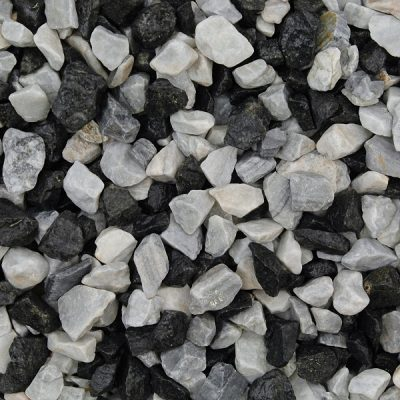 Decorative Black Ice 20 m