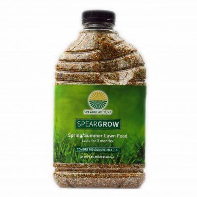 SpearGrow Spring & Summer Lawn Feed