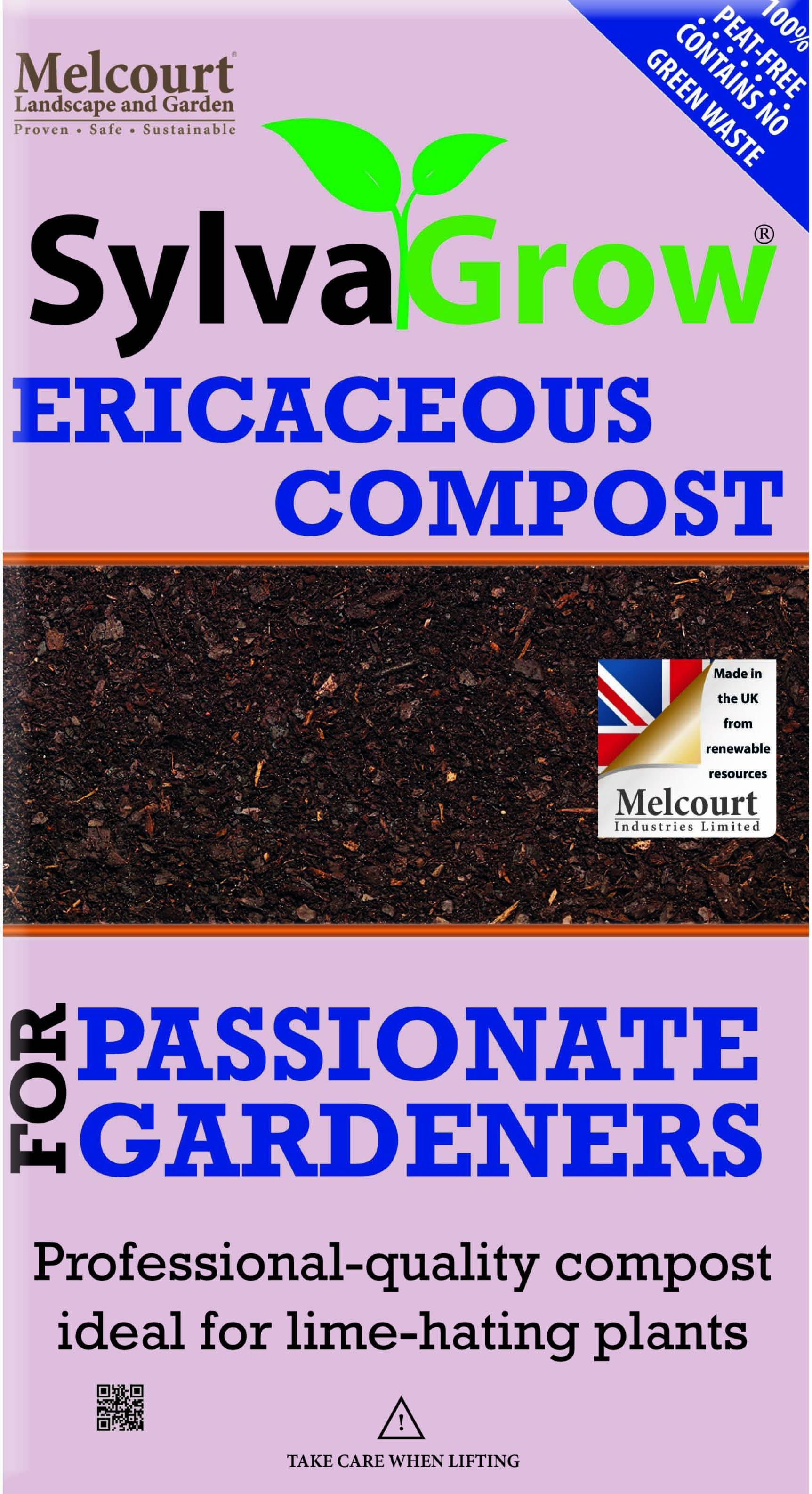 Melcourt SylvaGrow Ericaceous Compost