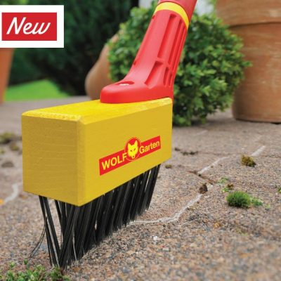 Wolf-garten Weeding brush